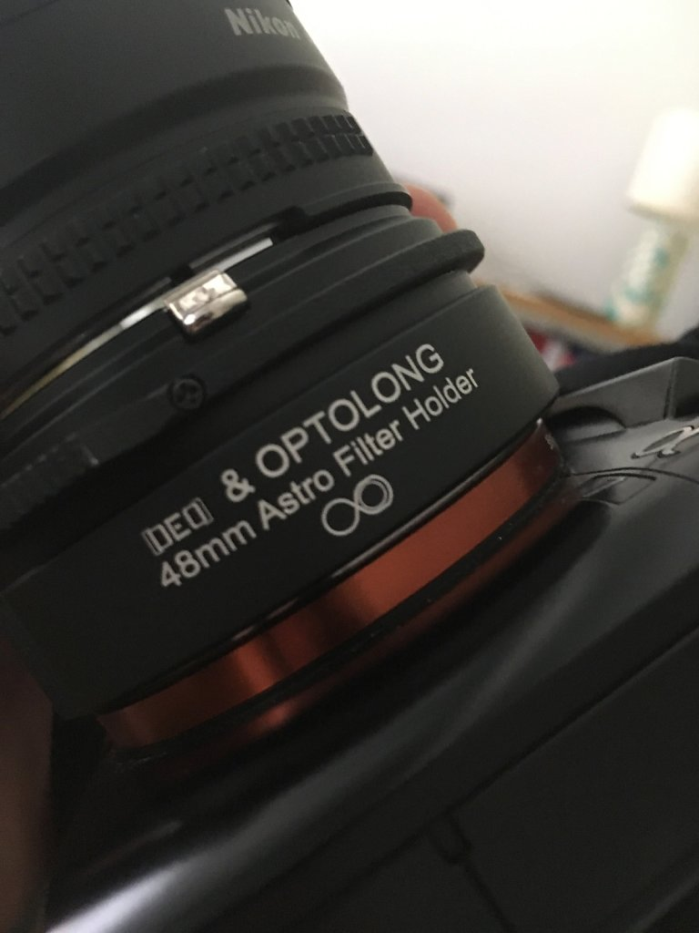 The nifty Opto-Long lens adapter